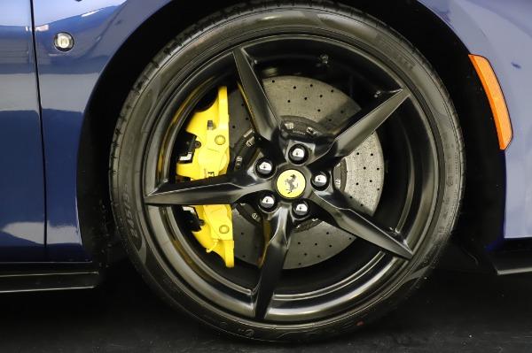 Used 2020 Ferrari F8 Tributo for sale Sold at Aston Martin of Greenwich in Greenwich CT 06830 23