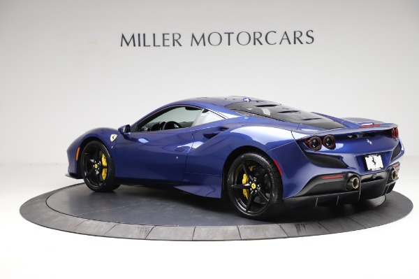 Used 2020 Ferrari F8 Tributo for sale Sold at Aston Martin of Greenwich in Greenwich CT 06830 4