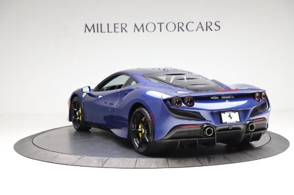 Used 2020 Ferrari F8 Tributo for sale Sold at Aston Martin of Greenwich in Greenwich CT 06830 5