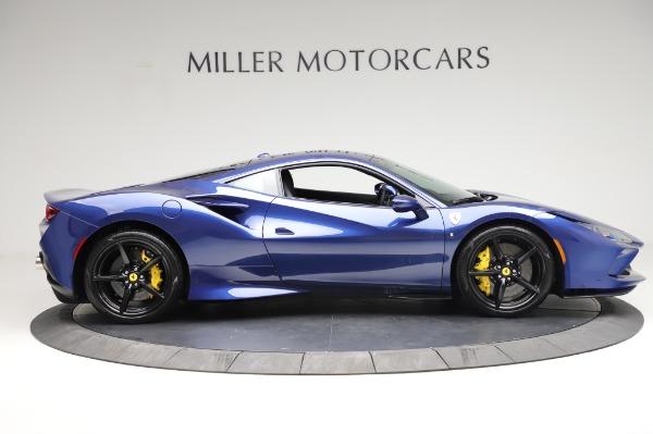 Used 2020 Ferrari F8 Tributo for sale Sold at Aston Martin of Greenwich in Greenwich CT 06830 8