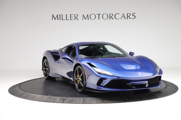 Used 2020 Ferrari F8 Tributo for sale Sold at Aston Martin of Greenwich in Greenwich CT 06830 9