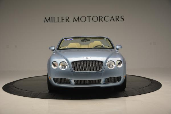 Used 2007 Bentley Continental GTC for sale Sold at Aston Martin of Greenwich in Greenwich CT 06830 11