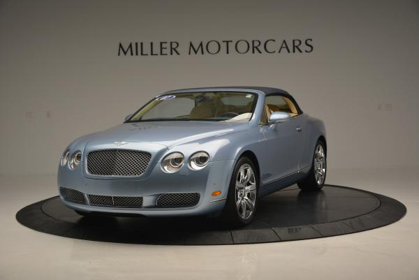 Used 2007 Bentley Continental GTC for sale Sold at Aston Martin of Greenwich in Greenwich CT 06830 13
