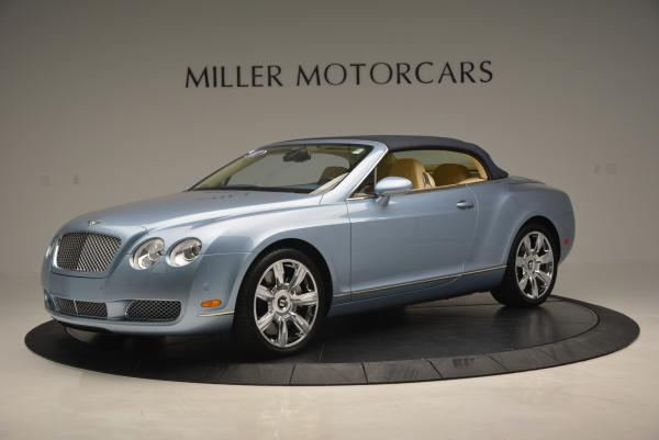 Used 2007 Bentley Continental GTC for sale Sold at Aston Martin of Greenwich in Greenwich CT 06830 14