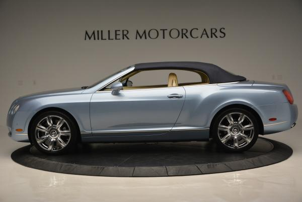 Used 2007 Bentley Continental GTC for sale Sold at Aston Martin of Greenwich in Greenwich CT 06830 15