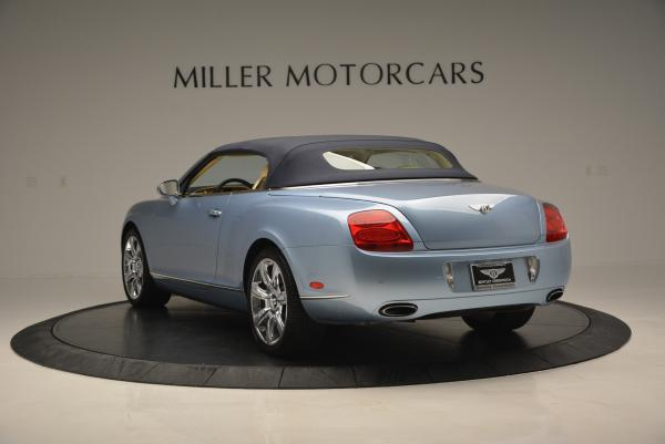 Used 2007 Bentley Continental GTC for sale Sold at Aston Martin of Greenwich in Greenwich CT 06830 17