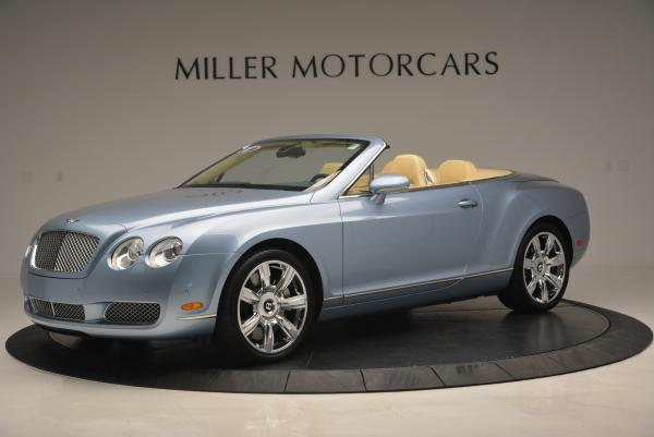 Used 2007 Bentley Continental GTC for sale Sold at Aston Martin of Greenwich in Greenwich CT 06830 2