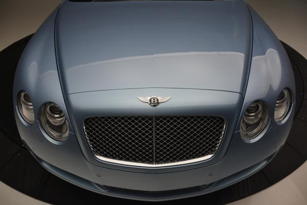 Used 2007 Bentley Continental GTC for sale Sold at Aston Martin of Greenwich in Greenwich CT 06830 24