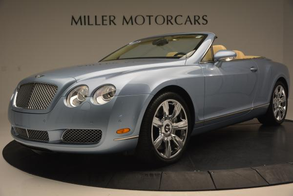 Used 2007 Bentley Continental GTC for sale Sold at Aston Martin of Greenwich in Greenwich CT 06830 27
