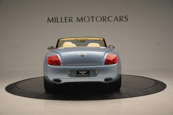 Used 2007 Bentley Continental GTC for sale Sold at Aston Martin of Greenwich in Greenwich CT 06830 6