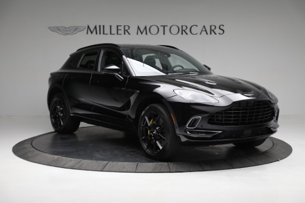 New 2021 Aston Martin DBX for sale $209,686 at Aston Martin of Greenwich in Greenwich CT 06830 10