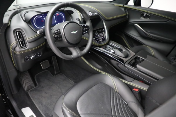 New 2021 Aston Martin DBX for sale $209,686 at Aston Martin of Greenwich in Greenwich CT 06830 13