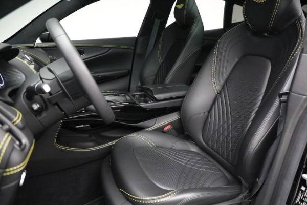 New 2021 Aston Martin DBX for sale $209,686 at Aston Martin of Greenwich in Greenwich CT 06830 15