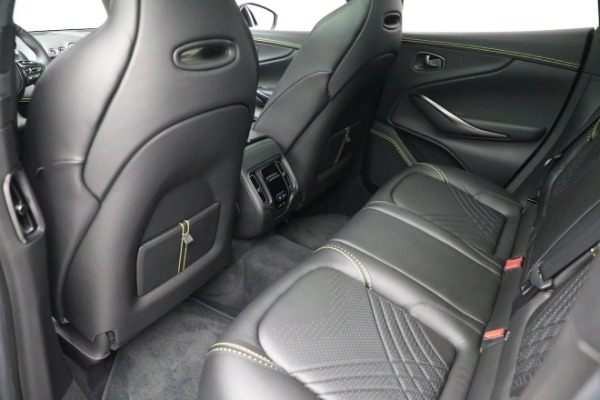 New 2021 Aston Martin DBX for sale $209,686 at Aston Martin of Greenwich in Greenwich CT 06830 18
