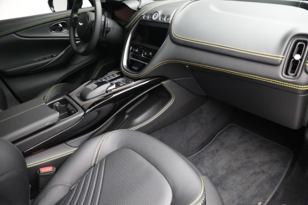 New 2021 Aston Martin DBX for sale $209,686 at Aston Martin of Greenwich in Greenwich CT 06830 20