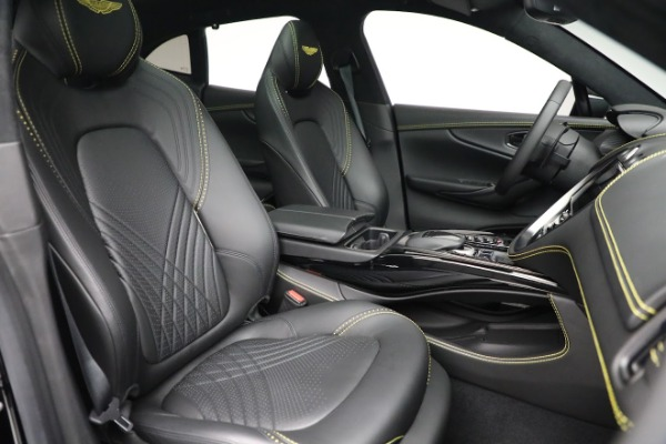New 2021 Aston Martin DBX for sale $209,686 at Aston Martin of Greenwich in Greenwich CT 06830 21