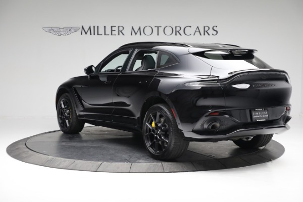 New 2021 Aston Martin DBX for sale $209,686 at Aston Martin of Greenwich in Greenwich CT 06830 4