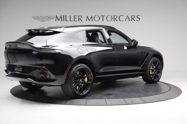 New 2021 Aston Martin DBX for sale $209,686 at Aston Martin of Greenwich in Greenwich CT 06830 7