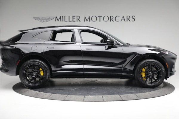 New 2021 Aston Martin DBX for sale $209,686 at Aston Martin of Greenwich in Greenwich CT 06830 8