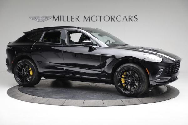 New 2021 Aston Martin DBX for sale $209,686 at Aston Martin of Greenwich in Greenwich CT 06830 9