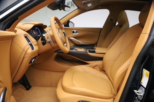 New 2021 Aston Martin DBX for sale $214,986 at Aston Martin of Greenwich in Greenwich CT 06830 10