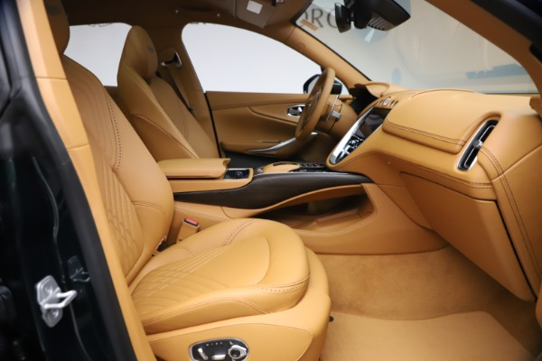 New 2021 Aston Martin DBX for sale $214,986 at Aston Martin of Greenwich in Greenwich CT 06830 17