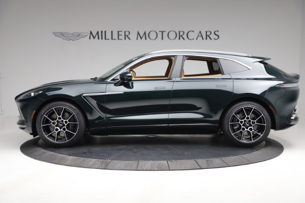 New 2021 Aston Martin DBX for sale $214,986 at Aston Martin of Greenwich in Greenwich CT 06830 2