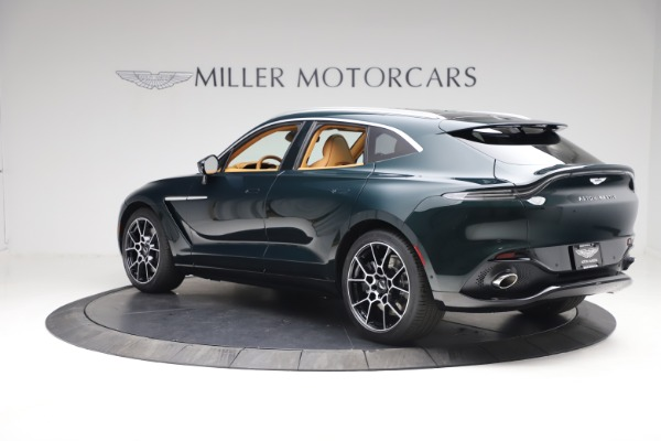 New 2021 Aston Martin DBX for sale $214,986 at Aston Martin of Greenwich in Greenwich CT 06830 3