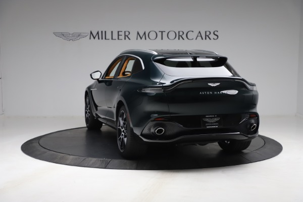 New 2021 Aston Martin DBX for sale $214,986 at Aston Martin of Greenwich in Greenwich CT 06830 4