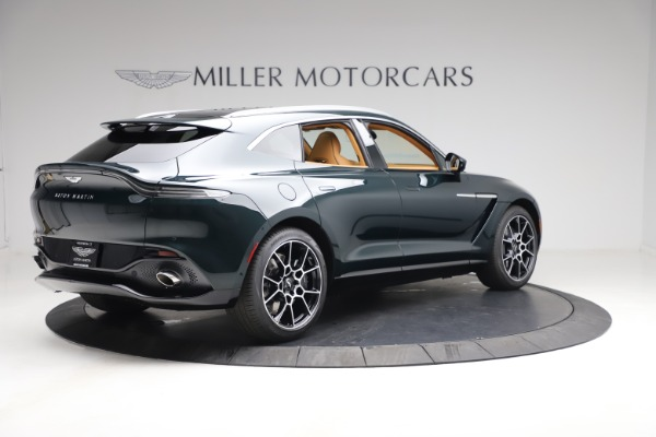 New 2021 Aston Martin DBX for sale $214,986 at Aston Martin of Greenwich in Greenwich CT 06830 7