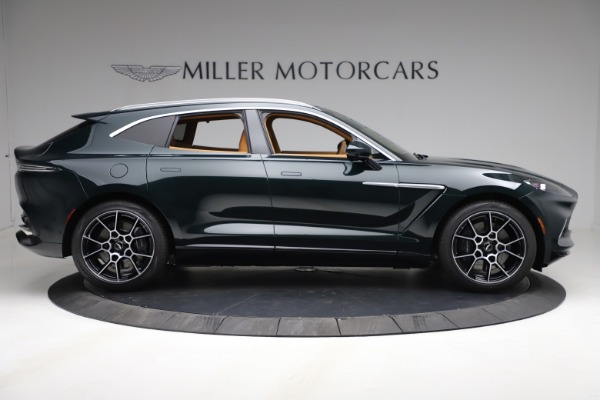 New 2021 Aston Martin DBX for sale $214,986 at Aston Martin of Greenwich in Greenwich CT 06830 8