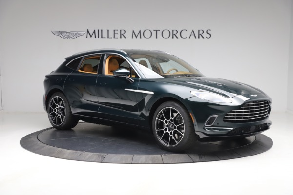 New 2021 Aston Martin DBX for sale $214,986 at Aston Martin of Greenwich in Greenwich CT 06830 9