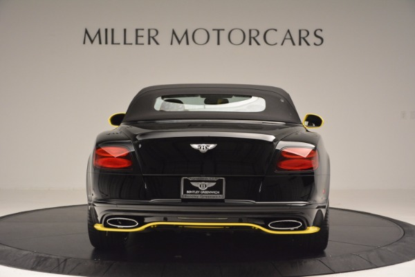 New 2017 Bentley Continental GT Speed Black Edition Convertible for sale Sold at Aston Martin of Greenwich in Greenwich CT 06830 15