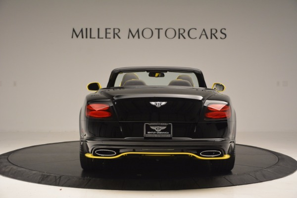 New 2017 Bentley Continental GT Speed Black Edition Convertible for sale Sold at Aston Martin of Greenwich in Greenwich CT 06830 6