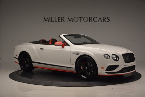 New 2017 Bentley Continental GT Speed for sale Sold at Aston Martin of Greenwich in Greenwich CT 06830 10