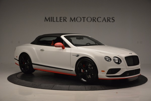 New 2017 Bentley Continental GT Speed for sale Sold at Aston Martin of Greenwich in Greenwich CT 06830 23