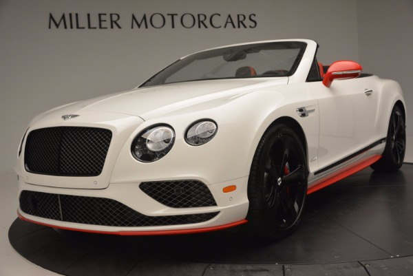 New 2017 Bentley Continental GT Speed for sale Sold at Aston Martin of Greenwich in Greenwich CT 06830 27
