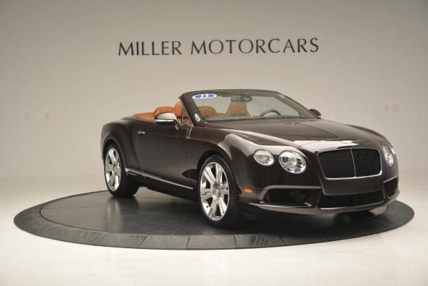 Used 2013 Bentley Continental GTC V8 for sale Sold at Aston Martin of Greenwich in Greenwich CT 06830 11