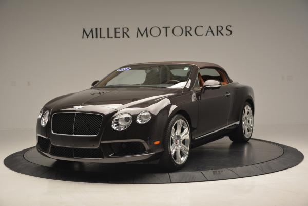 Used 2013 Bentley Continental GTC V8 for sale Sold at Aston Martin of Greenwich in Greenwich CT 06830 14