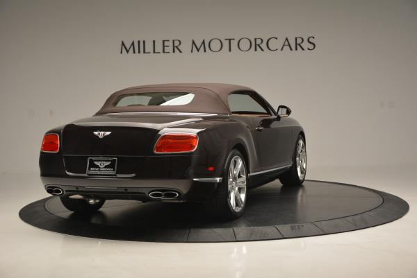 Used 2013 Bentley Continental GTC V8 for sale Sold at Aston Martin of Greenwich in Greenwich CT 06830 20