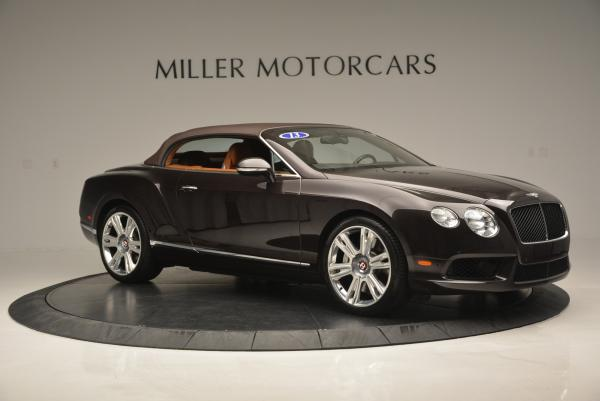 Used 2013 Bentley Continental GTC V8 for sale Sold at Aston Martin of Greenwich in Greenwich CT 06830 23