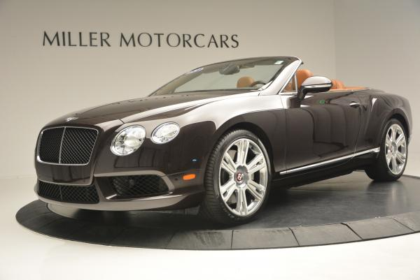 Used 2013 Bentley Continental GTC V8 for sale Sold at Aston Martin of Greenwich in Greenwich CT 06830 28