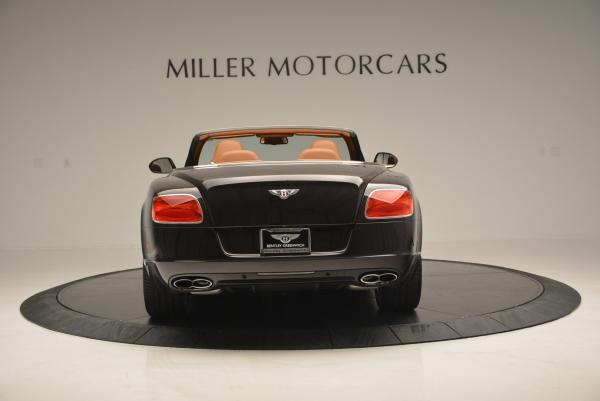 Used 2013 Bentley Continental GTC V8 for sale Sold at Aston Martin of Greenwich in Greenwich CT 06830 6