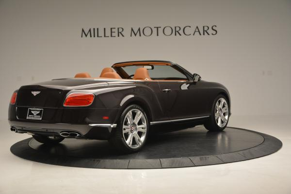Used 2013 Bentley Continental GTC V8 for sale Sold at Aston Martin of Greenwich in Greenwich CT 06830 8