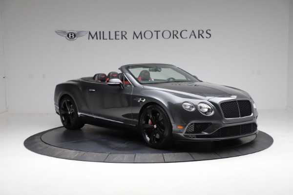 Used 2017 Bentley Continental GT V8 S for sale $179,900 at Aston Martin of Greenwich in Greenwich CT 06830 12