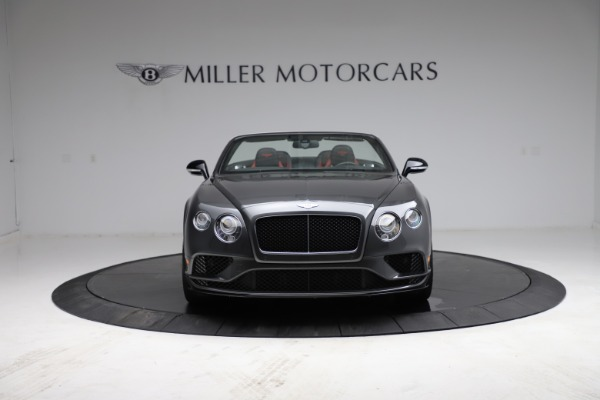 Used 2017 Bentley Continental GT V8 S for sale $179,900 at Aston Martin of Greenwich in Greenwich CT 06830 13