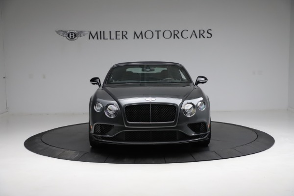 Used 2017 Bentley Continental GT V8 S for sale $179,900 at Aston Martin of Greenwich in Greenwich CT 06830 14