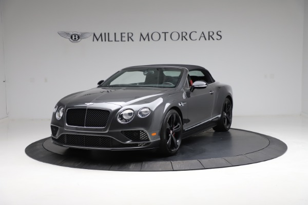 Used 2017 Bentley Continental GT V8 S for sale $179,900 at Aston Martin of Greenwich in Greenwich CT 06830 15