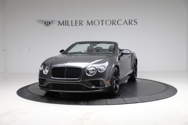 Used 2017 Bentley Continental GT V8 S for sale $179,900 at Aston Martin of Greenwich in Greenwich CT 06830 2
