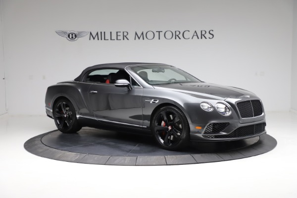 Used 2017 Bentley Continental GT V8 S for sale $179,900 at Aston Martin of Greenwich in Greenwich CT 06830 21